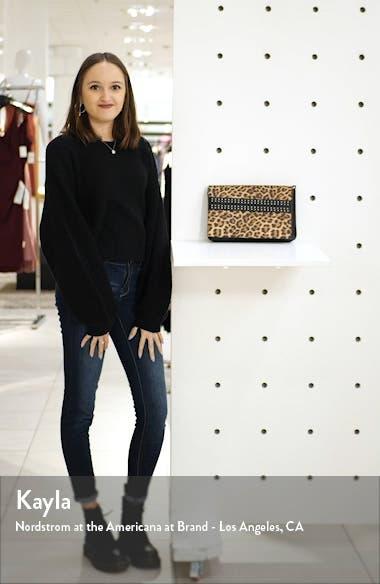 Jenn Faux Leather Clutch, sales video thumbnail