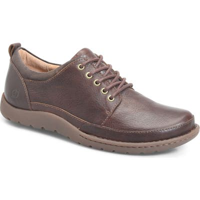 B?rn Nigel Moc Toe Derby, Brown