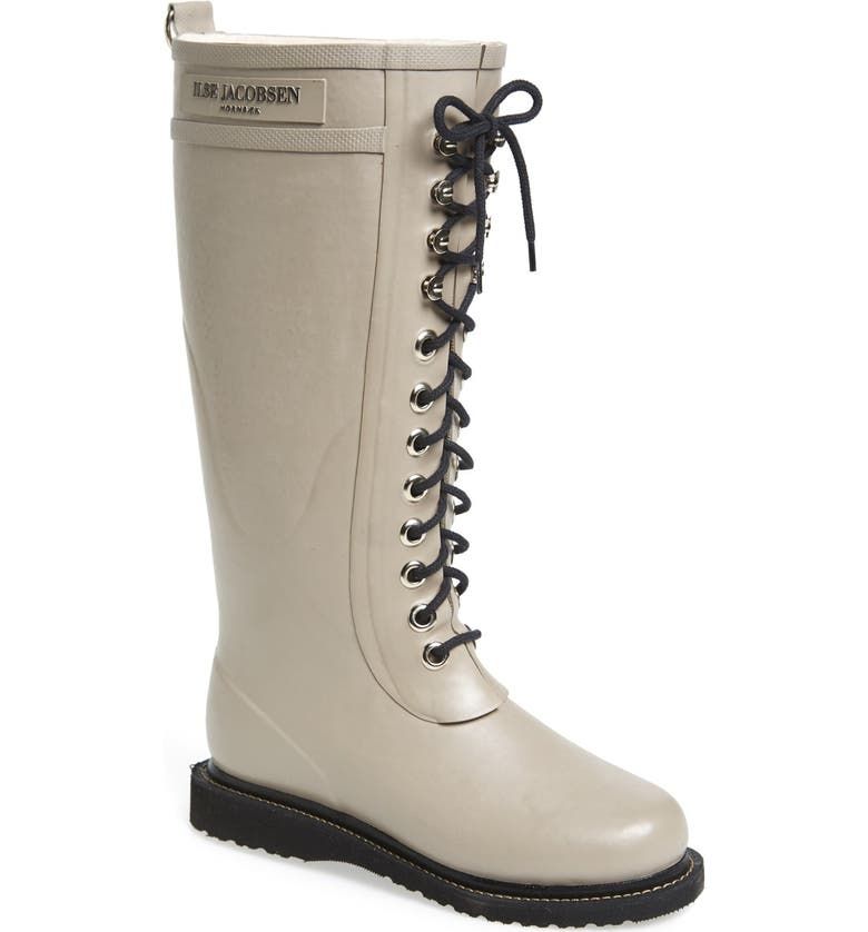 ILSE JACOBSEN Rubber Boot, Main, color, ATMOSPHERE