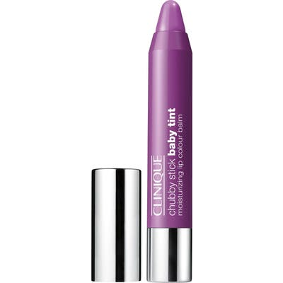 Clinique Chubby Stick Baby Tint Moisturizing Lip Color -