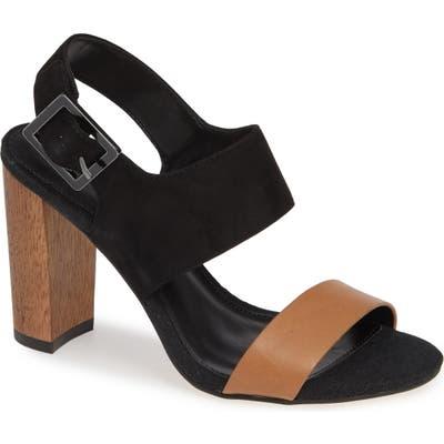 Pelle Moda Bristol Sandal- Brown