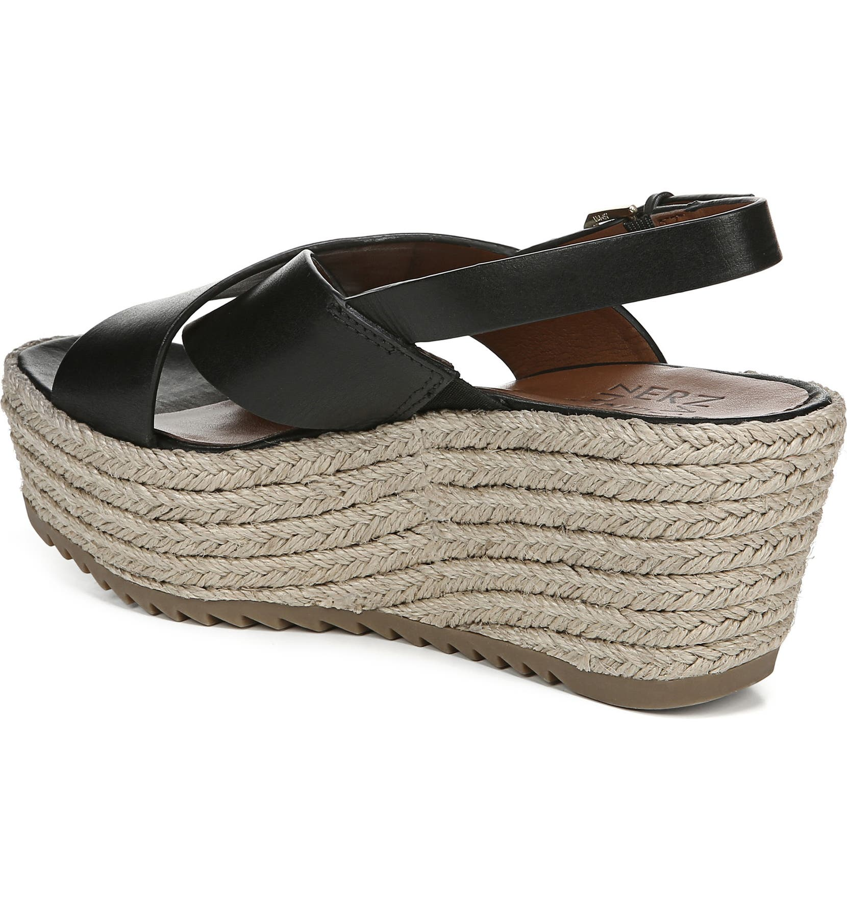 0ac49427e51 Oak Espadrille Wedge Sandal