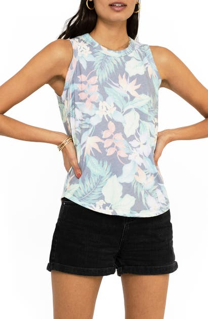 Sol Angeles TROPICAL NOIR TANK