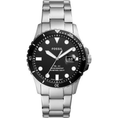 Fossil Fb-01 Bracelet Watch, 42Mm