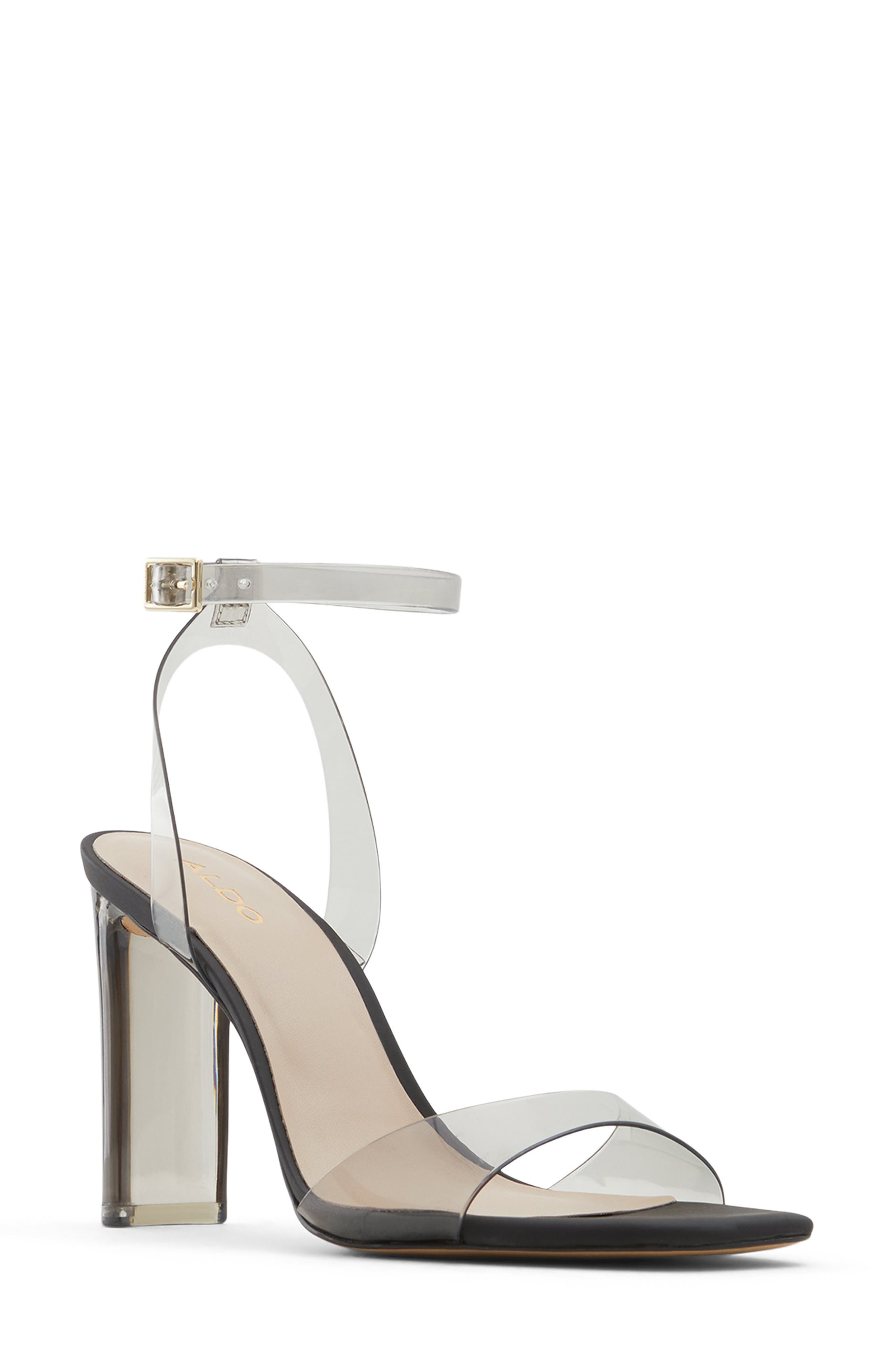 Miracia Block Heel Sandal