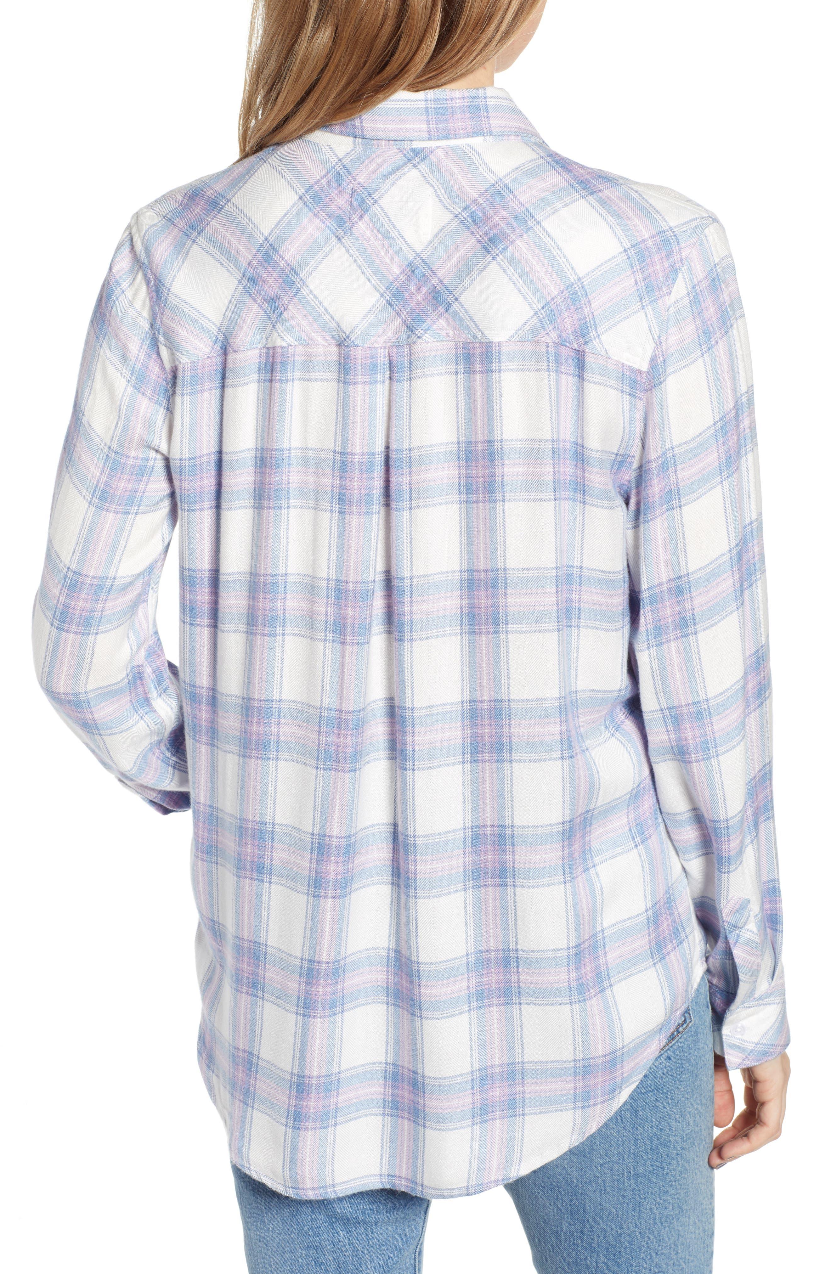 ,                             Hunter Plaid Shirt,                             Alternate thumbnail 65, color,                             113