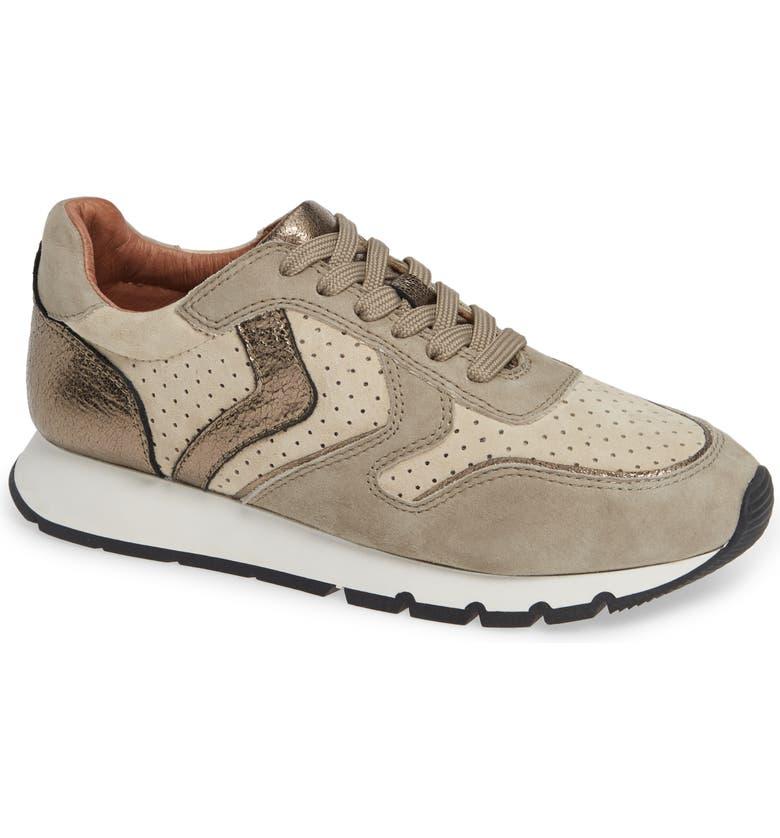 CASLON<SUP>®</SUP> Tripp Sneaker, Main, color, TAUPE/ BONE SUEDE