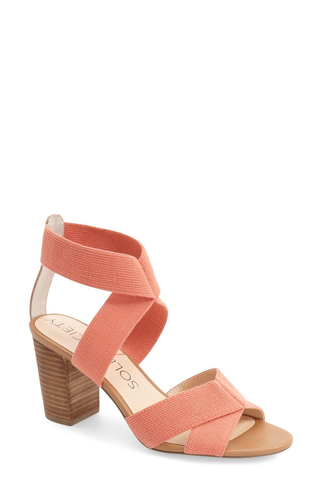,                             'Joesy' Block Heel Sandal,                             Main thumbnail 16, color,                             950