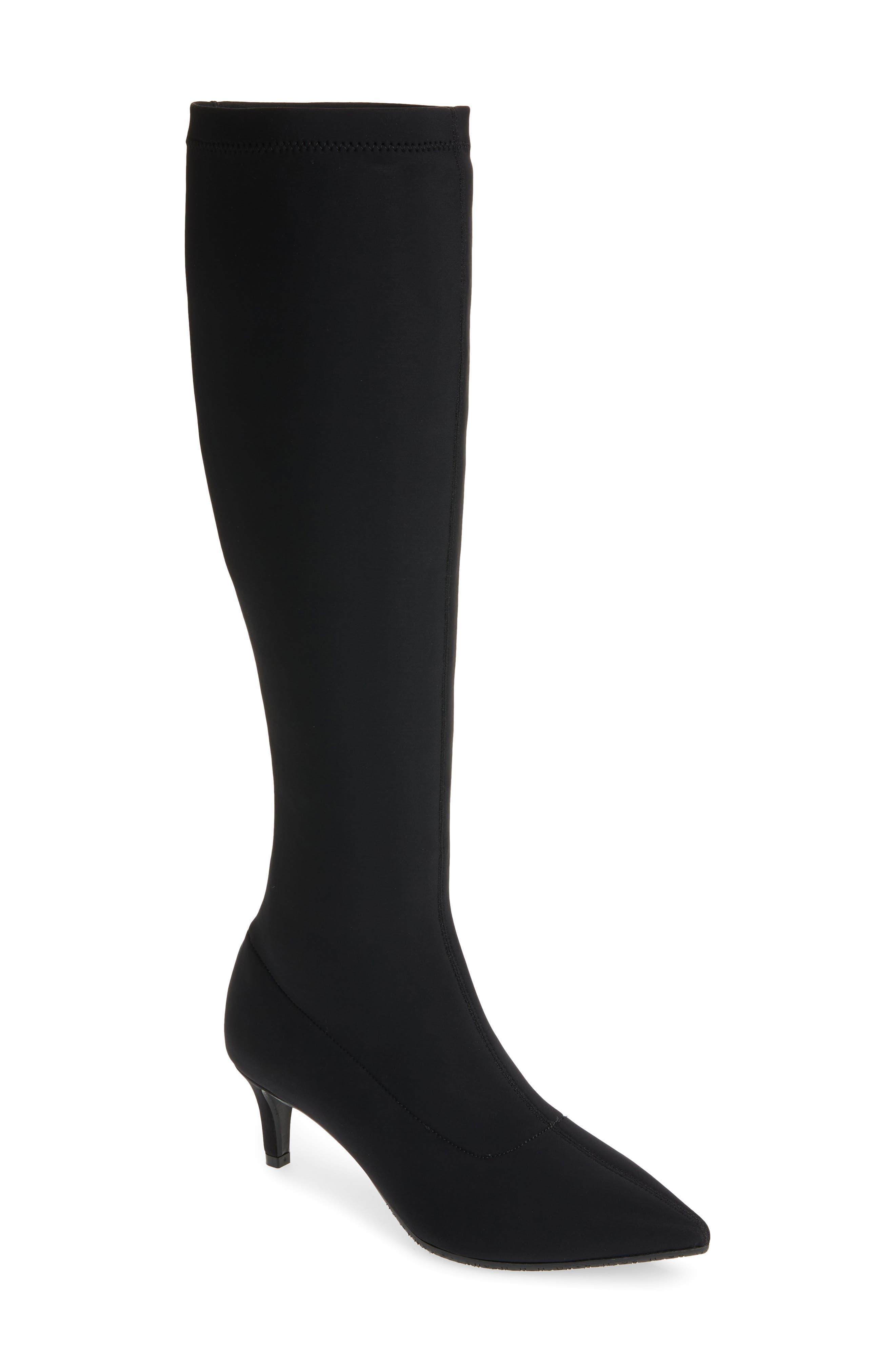 Garvette Pointed Toe Boot