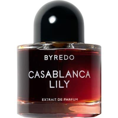 Byredo Night Veils Casablanca Lily Extrait De Parfum