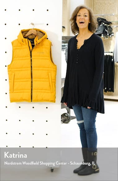Hooded PrimaLoft<sup>®</sup> Vest, sales video thumbnail