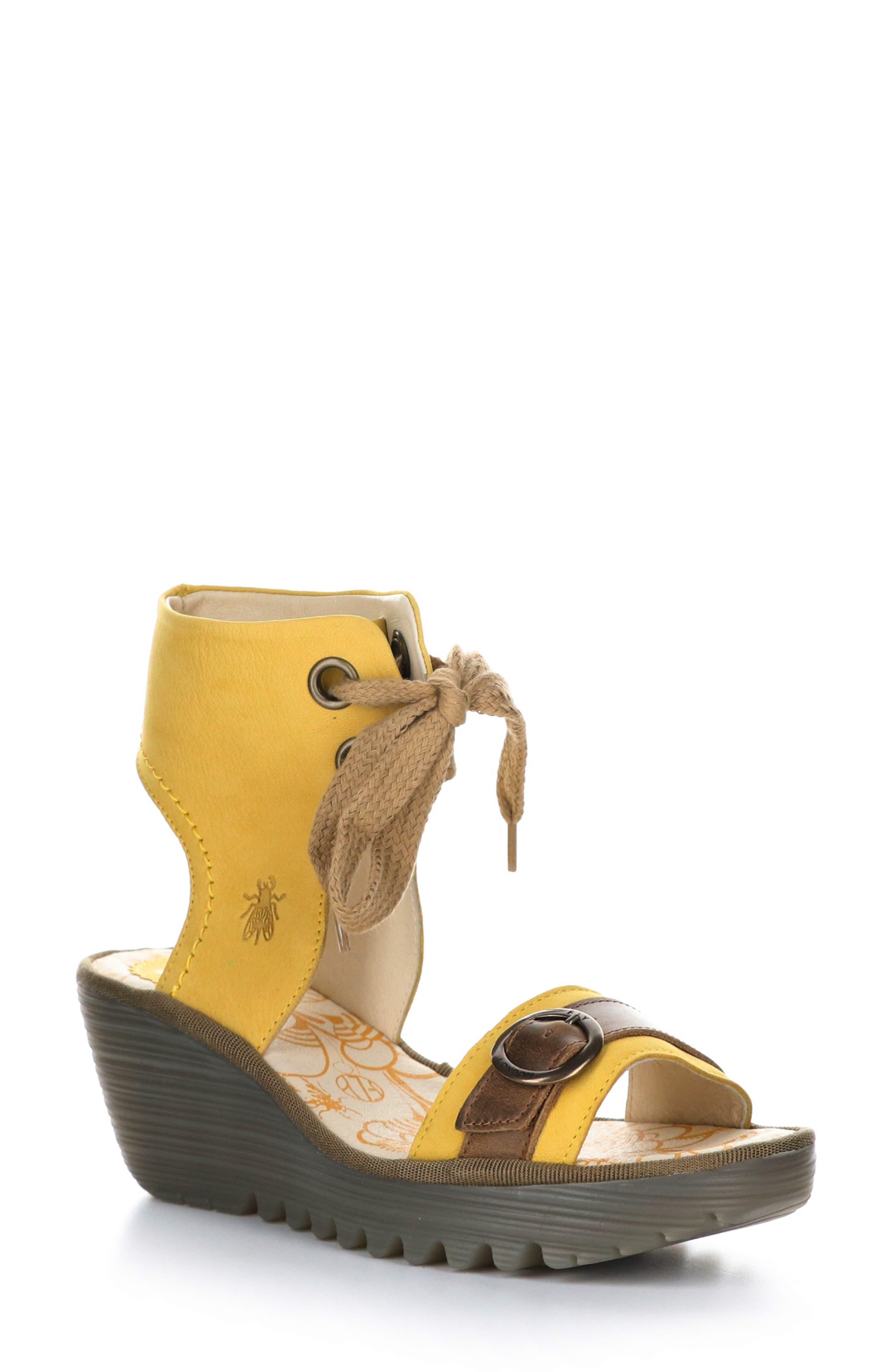 Yaje Wedge Sandal