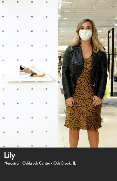 Zina Plush Sneaker, sales video thumbnail