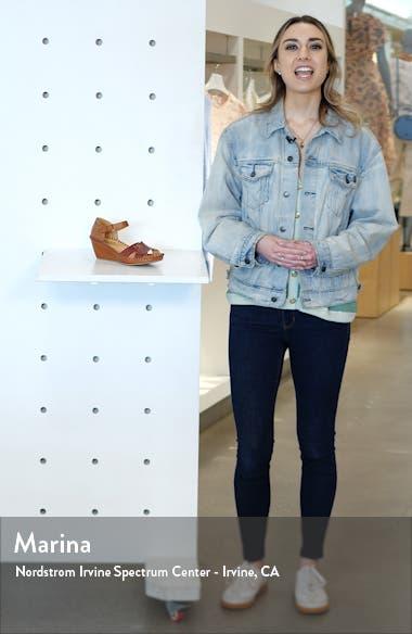 Margarita Wedge Sandal, sales video thumbnail