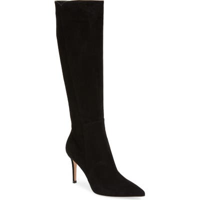 Gianvito Rossi Tall Boot, Black