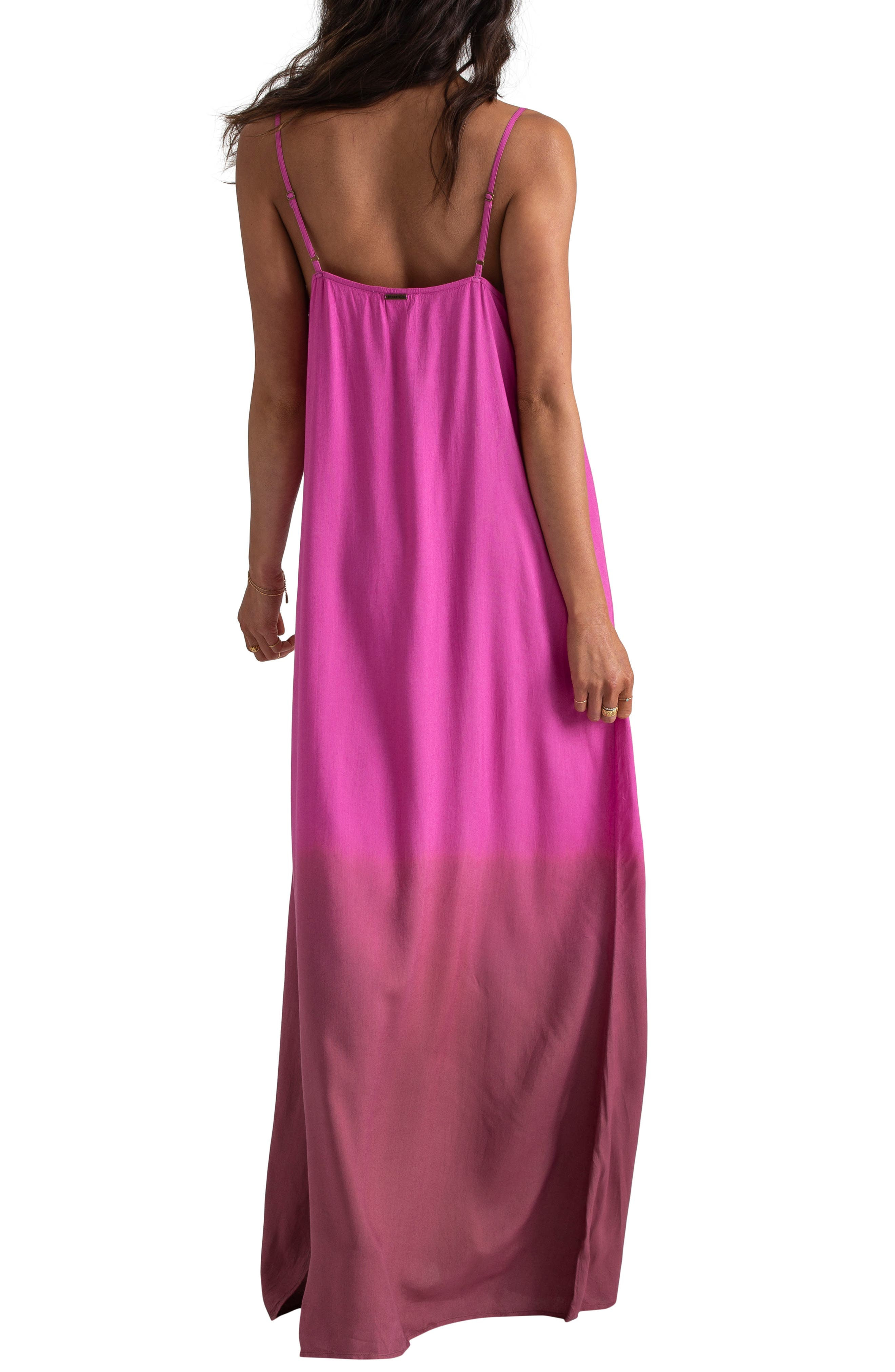 ,                             x Sincerely Jules High Point Maxi Dress,                             Alternate thumbnail 2, color,                             ROSA