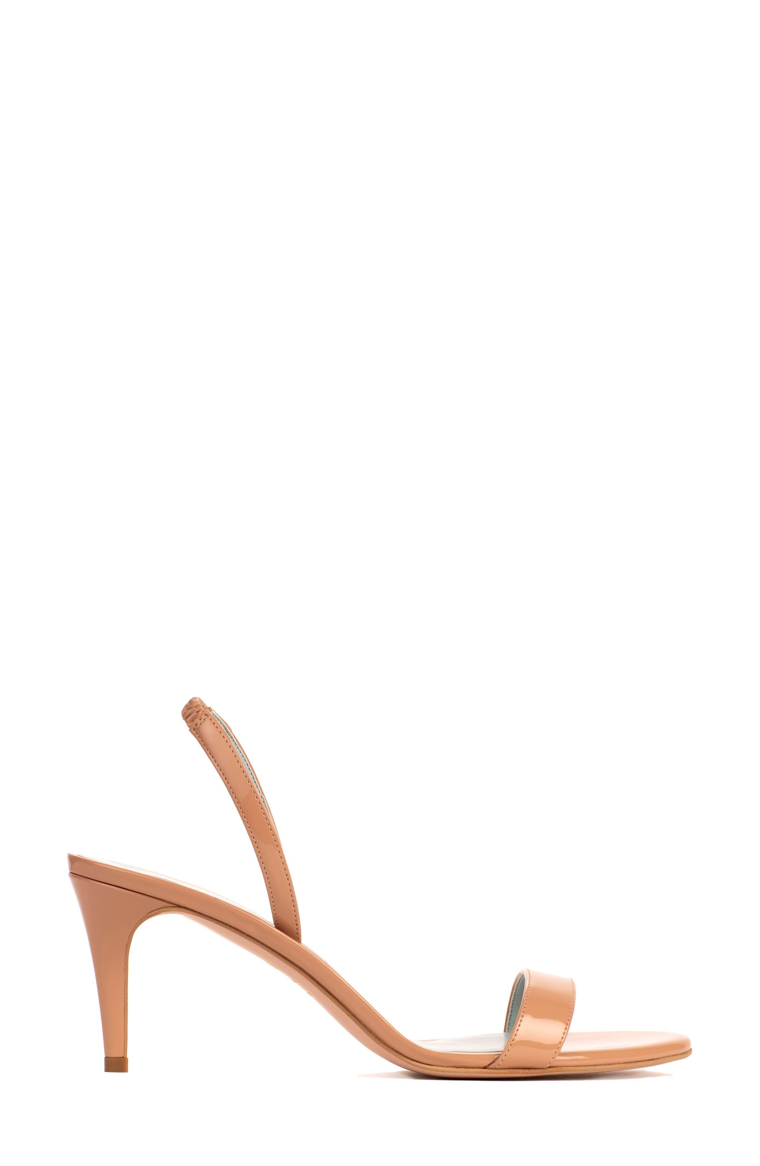 Sally Ankle Strap Sandal