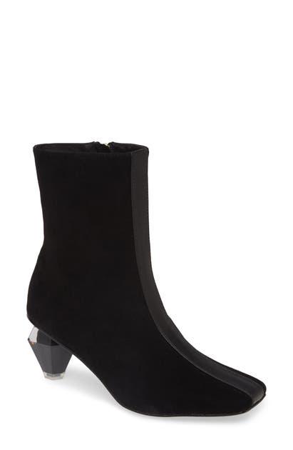 Jaggar Boots DIAMOND HEEL BOOTIE