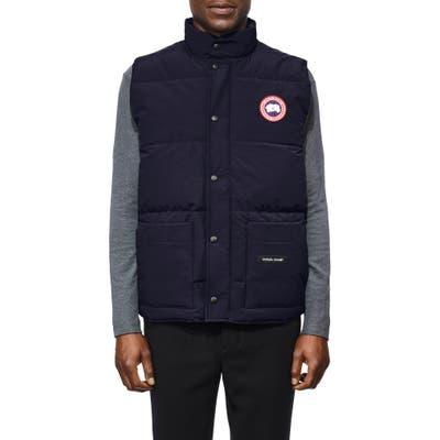 Canada Goose Freestyle Regular Fit Down Vest, Blue