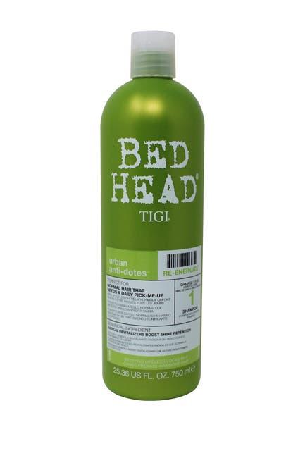 Image of Sexy Hair Tigi Bed Head Urban Antidotes Level 1 Re-energize Shampoo