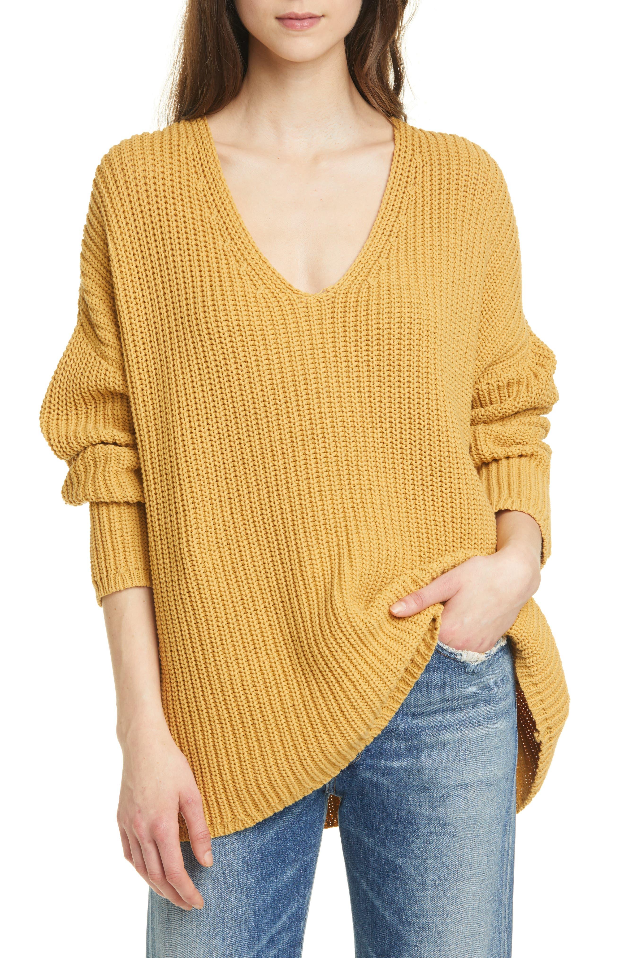 Fisherman Organic Cotton Blend Sweater