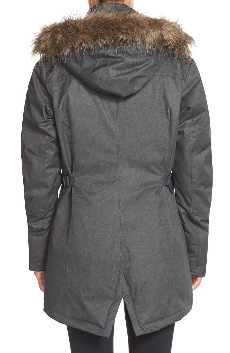 Columbia 'Barlow Pass' 550 TurboDown™ Waterproof Jacket ...