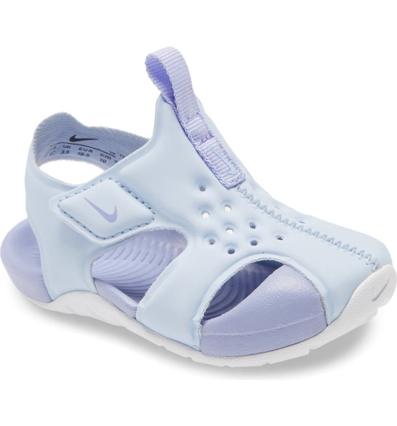 NIKE Sunray Protect 2 Sandal, Main, color, HYDROGEN BLUE/ HYDROGEN BLUE