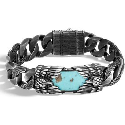 John Hardy Legends Eagle Curb Link Bracelet