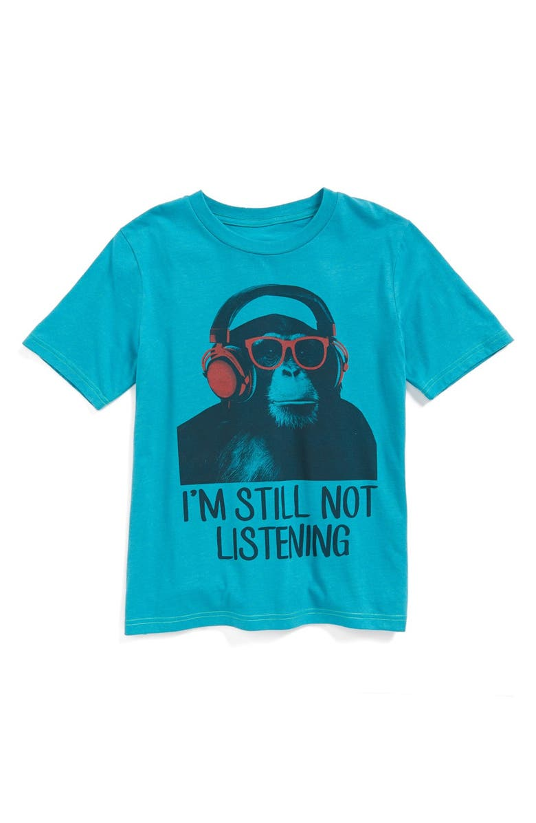 JEM 'Chimphones' Graphic T-Shirt, Main, color, 441