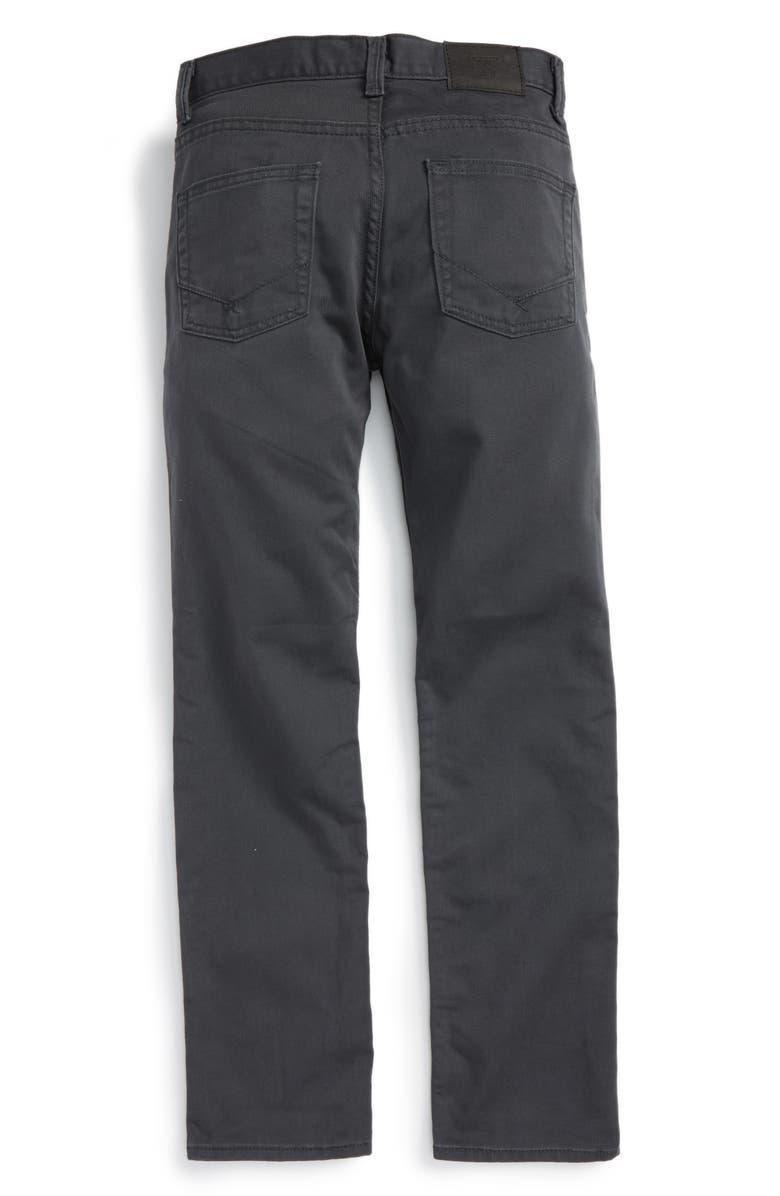 VANS V56 Standard AV Covina Pants, Main, color, NEW CHARCOAL