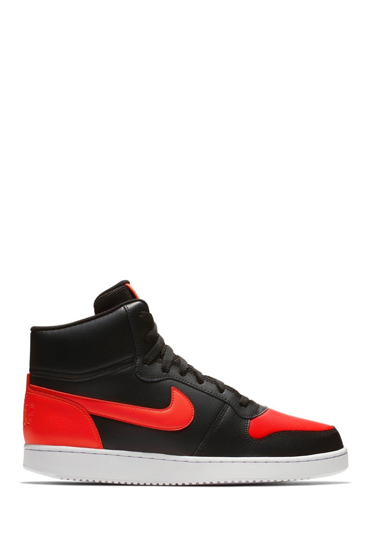 Nike | Ebernon Mid Basketball Sneaker