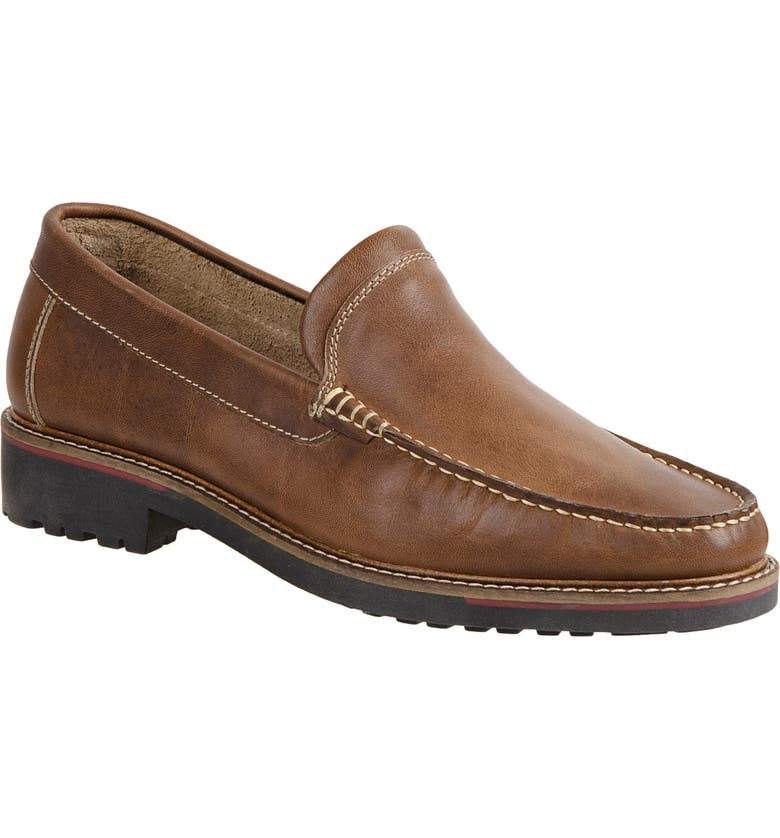 SANDRO MOSCOLONI Neville Loafer, Main, color, NATURAL