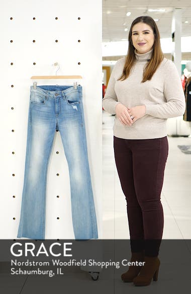 STS Blue Kelly Skinny Flare Jeans, sales video thumbnail
