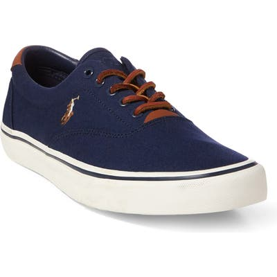 Polo Ralph Lauren Thorton Low Top Sneaker, Blue