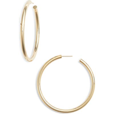Jennifer Zeuner Lou Large Hoop Earrings