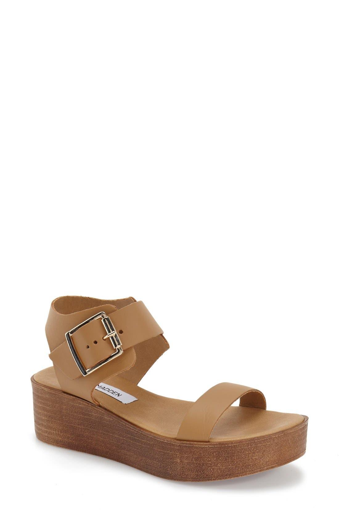 ,                             'Madylynn' Platform Sandal,                             Main thumbnail 5, color,                             250