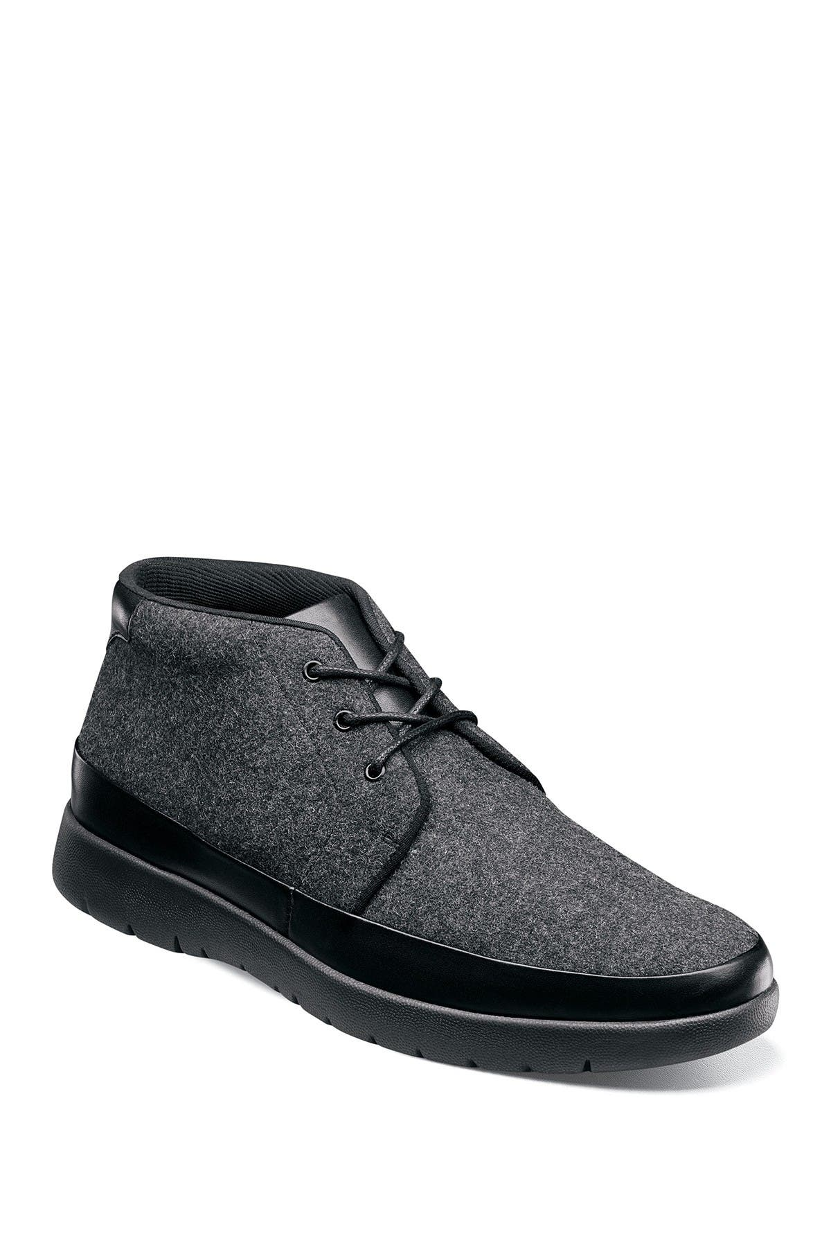 Image of Stacy Adams Hartley Mid Lace Up Sneaker