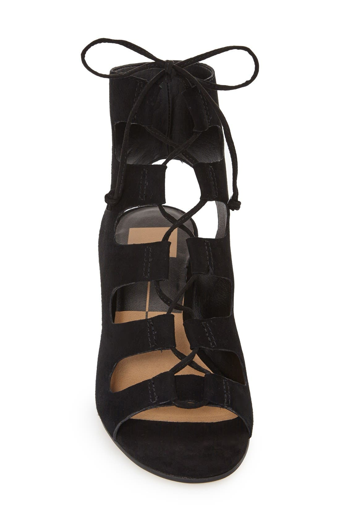 ,                             'Louise' Ghillie Wedge,                             Alternate thumbnail 4, color,                             001