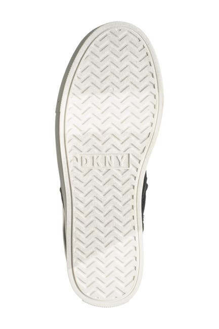Image of DKNY Whitney Logo Wedge Sneaker