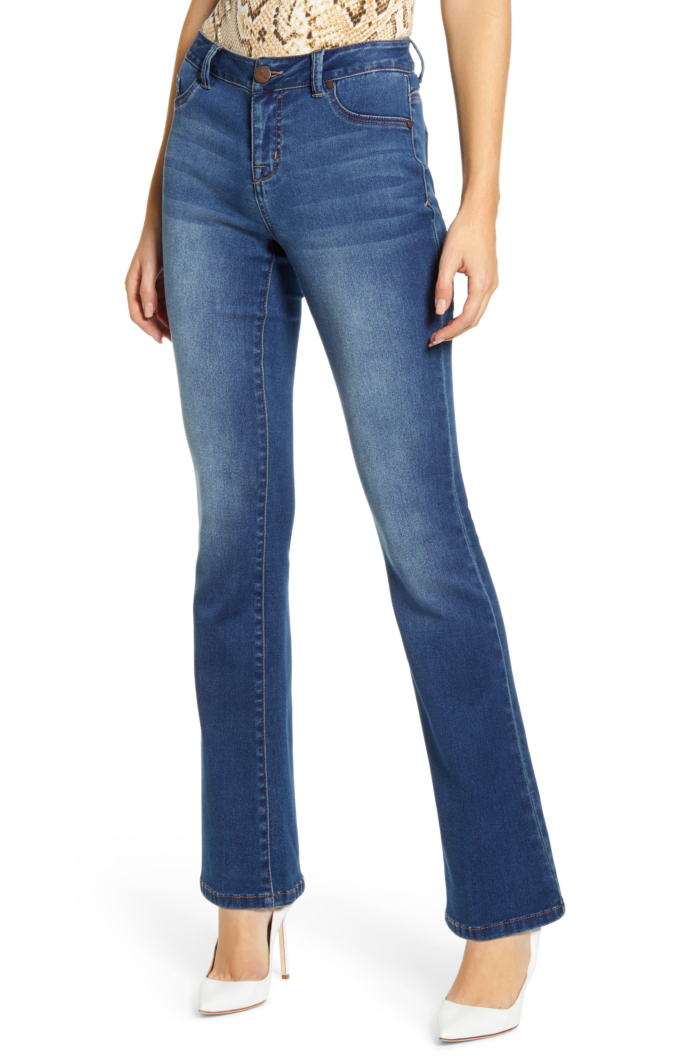 Women's 1822 Denim Butter Slim Fit Bootcut Jeans