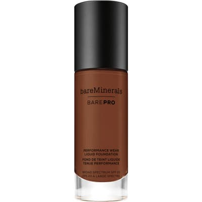 Bareminerals Barepro Performance Wear Liquid Foundation - 31 Mocha