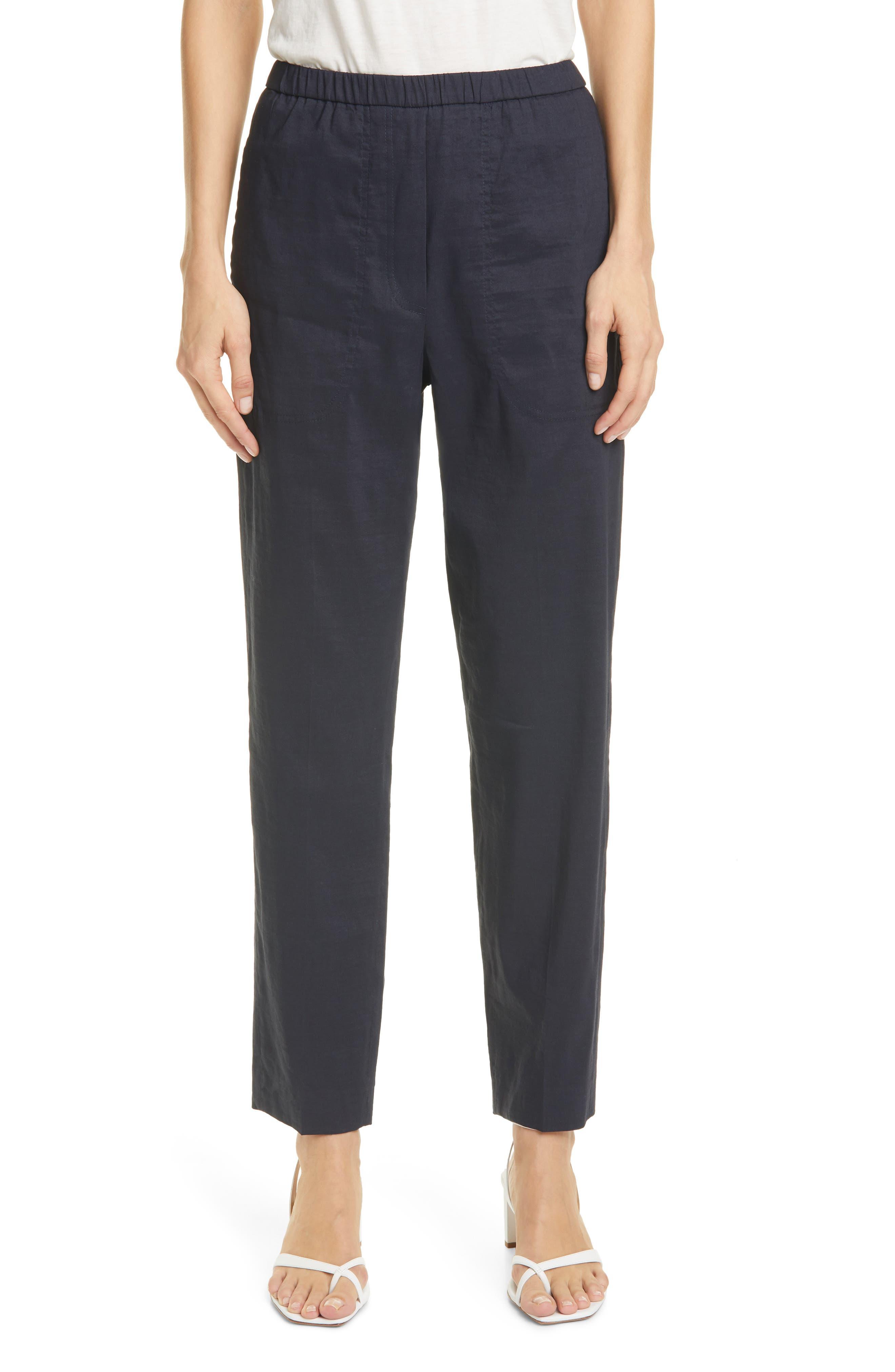 Image of SEVENTY VENEZIA Seventy Linen Stretch Pants