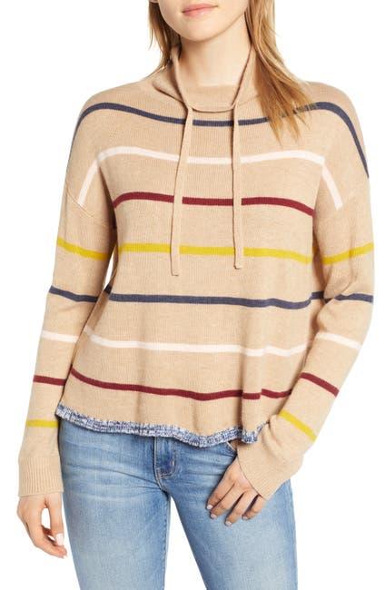Image of LOU & GREY Cybil Stripe Sweater