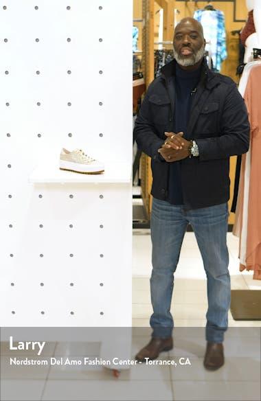 Keegan Lace-Up Sneaker, sales video thumbnail