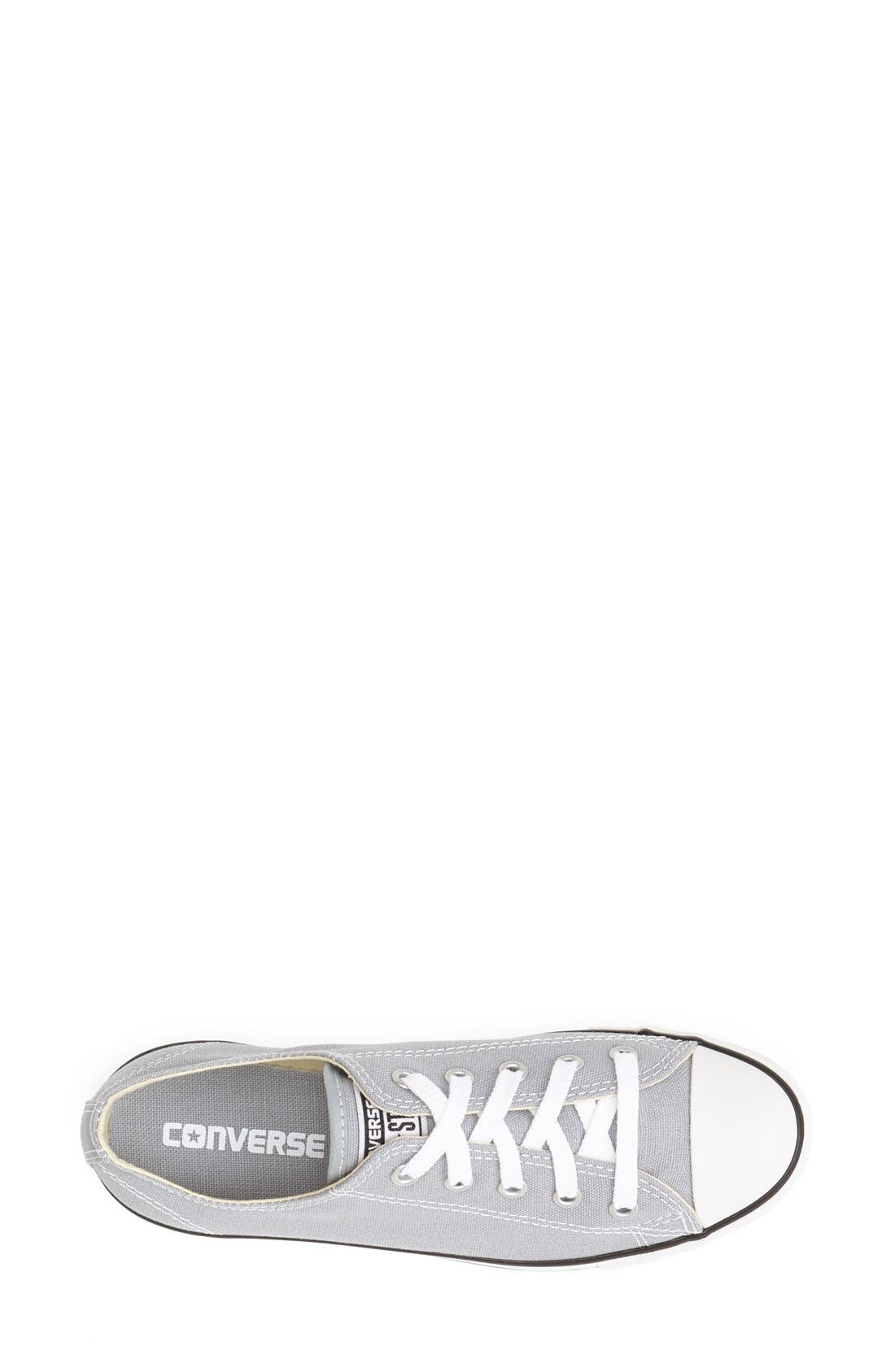 ,                             Chuck Taylor<sup>®</sup> 'Dainty' Sneaker,                             Alternate thumbnail 10, color,                             050
