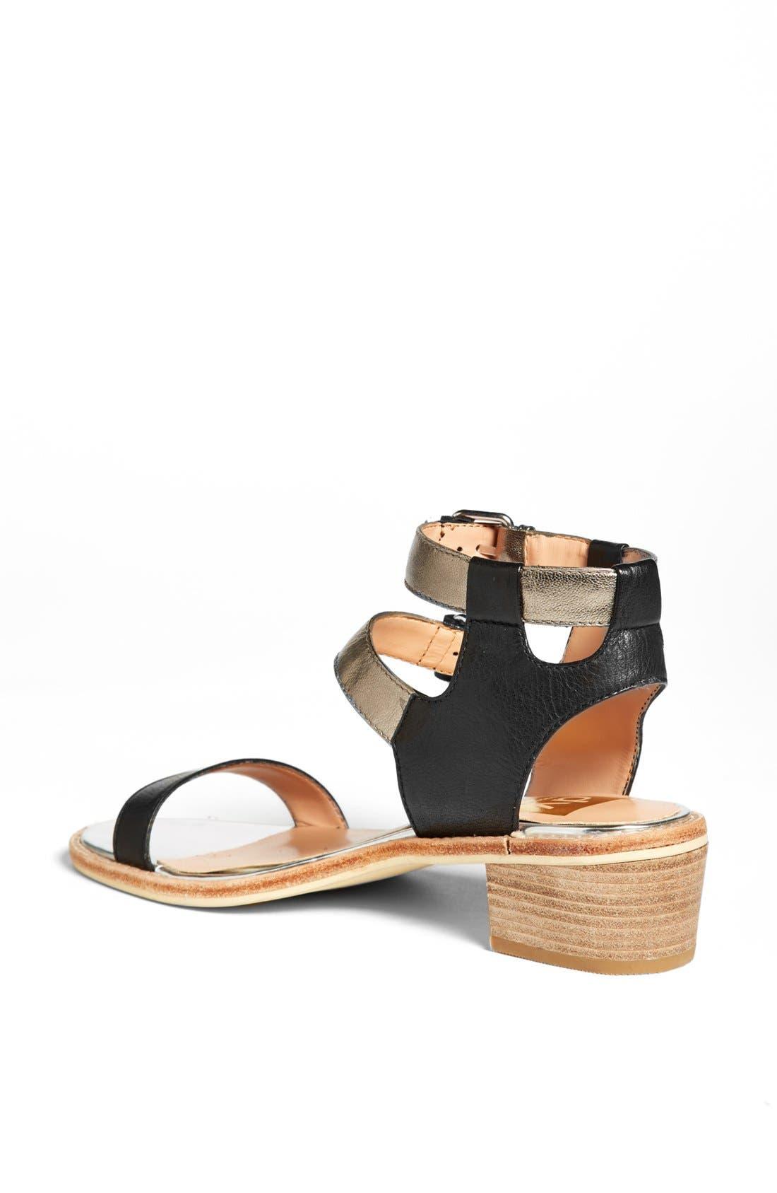 ,                             'Zinc' Sandal,                             Alternate thumbnail 2, color,                             001