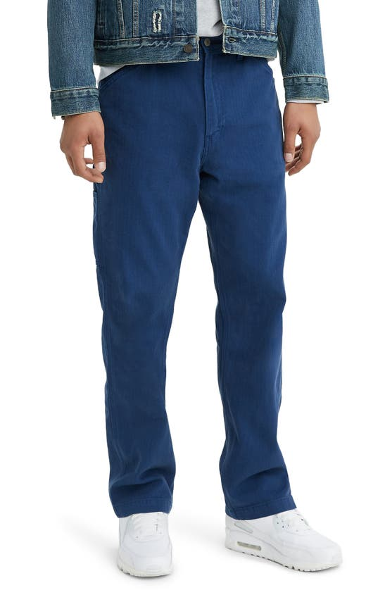 LEVI'S Straight jeans STAY LOOSE CARPENTER PANTS