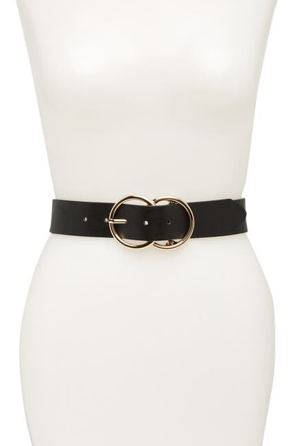 Image of Linea Pelle Double O-Ring Belt