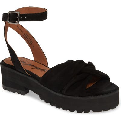 Free People Essex Sandal, Black