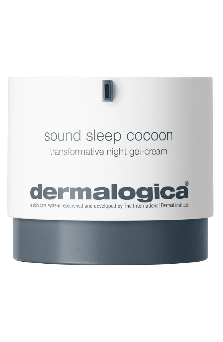 DERMALOGICA<SUP>®</SUP> Sound Sleep Cocoon Transformative Night Gel-Cream, Main, color, 000